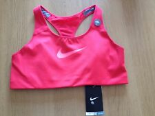 NIKE VICTORY HIGH SUPPORT SHAPE BRA WITH DRI FIT SIZES S, M & L AVAILABLE