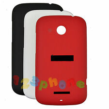 REAR BACK DOOR HOUSING BATTERY COVER CASE FOR HTC DESIRE C A320e #H-626_BC