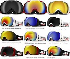 Big Size Hard Case and soft bag cleaner of Goggles Sunglasses Protection XLINE