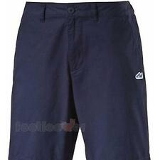 Puma Chino Shorts 568591 10 Navy Fashion Moda Casual Uomo Sport Tennis IT