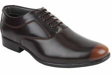 Guava shaded Derby shoe – Brown  | Mens Brown  Formal Shoes