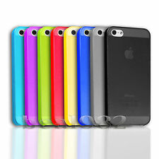 0.3mm Super Slim Ultra Thin Crystal Hard Case Cover For Apple iPhone 5 5s 6 6s