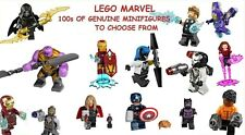 Genuine LEGO MARVEL AVENGERS Mini Figures Super Heroes Infinity War Endgame