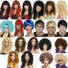 Huge Afro Curl Guy Carnival Party Fancy Dress Costume Cosplay Wavy Fashion Wigs