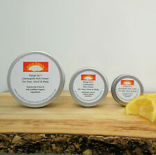 ROSACEA, SPIDER, THREAD VEINS, RED FACE relief-Organic Cream Remedy for Dry Skin