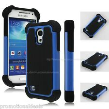 PREMIUM STYLE GRIP Protective HARD CASE FOR Samsung Galaxy S4 Mini i9190 i9192