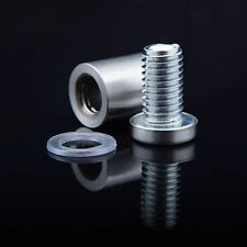 Standoff Fixings Stainless Steel Mounts Nails Standoffs Sign Fitting Bolts