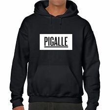 PIGALLE box HOODIE asap ROCKY Swag jumper sweat COCAINE CAVIAR HYPE DOPE CELINE