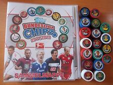 TOPPS PREMIER LEAGUE CHIPZ 2011-2012 KOMPLETTSETS BASE CAPITANO STEMMA