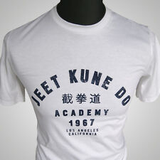 Jeet Kune Do Bruce Lee T Shirt Martial Arts Kung Fu MMA Enter the Dragon Karate