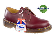 "DOC DR. MARTENS "" HALBSCHUHE "" 1461 Made in England 12877601 OXBLOOD"
