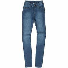 Dr. Denim Damen Jeans Leggings Lexy Blue Used
