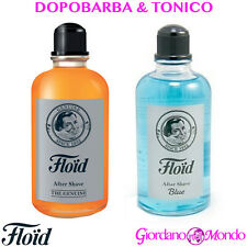 AFTER SHAVE FLOID DOPO BARBA 400 ml UOMO DOPOBARBA PROFESSIONALE BARBIERE