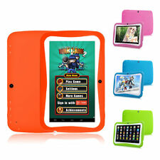 "7"" Tablet PC Android 5.1 KitKat for Kids Children Quad Core 8GB Dual Camera"