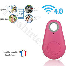 ITAG ROSE UNIVERSEL TRACEUR ANTI PERTE Cles Clefs bluetooth Key Finder alarme