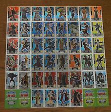Force Attax Clone Wars Serie 2 *Force Meister aussuchen Topps Star Wars Karten*