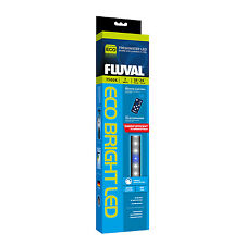 "Fluval Eco Bright LED Strip Light 18"", 24"", 36"" & 48"" 4 Models"