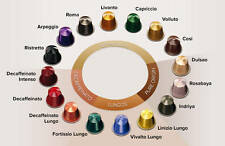 10 Original Nespresso Coffee Capsules
