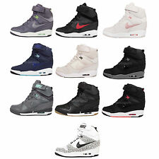 Nike Wmns Air Revolution Sky Hi Womens Wedges Shoes Trainer NIB pick 1