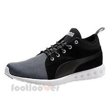 Schuhe Puma Carson runner Mid Herring 188689 01 Moda Herren Grey Black Fashion