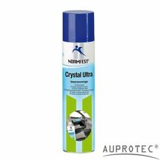 Interior Cleanser Crystal Ultra Cockpit Care Car Inner Cleaning Foam 400ml