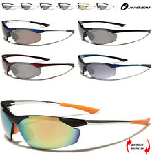 NEW OXIGEN DESIGNER MEN WOMEN WRAP SPORT RUNNING CYCLING SUNGLASSES FREE POUCH