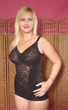 Berdita 96405 Panty Corselet Shapewear Black - Easy to put on and comfortable