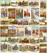 VINTAGE RETRO Style TRAVEL RAILWAY ADVERTS POSTER Train Wall Art Prints GWR LNER