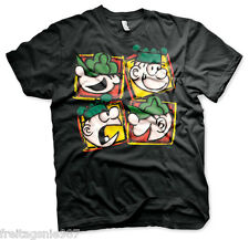 BEETLE BAILEY  4 FACES T-Shirt  camiseta cotton officially licensed