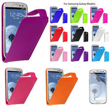 Phone Case Cover Pu Leather Magnetic Top Flip For Samsung Galaxy S3 III i9300