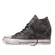 Scarpe Converse All Star Canvas 547196c sneakers casual donna Dark Grey IT