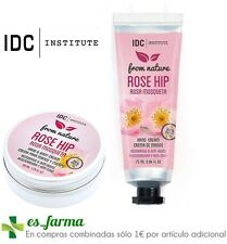 IDC INSTITUTE FROM NATURE CREMA MANOS ROSA MOSQUETA REGENERADORA ANTIEDAD