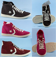 SCARPA UOMO - DONNA  - CONVERSE ALL STAR - PLAYER PRO LEATHER - SNEAKERS