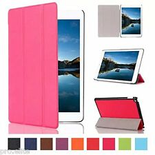 ProElite Smart Trifold Flip Case cover for Apple iPad Mini 4 (Hot pink)