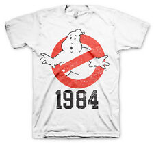 Ghostbusters 1984 Kult Retro Geisterjäger 80s Original Ghost Männer Men T-Shirt