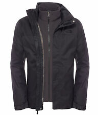 The North Face Men's Evolve II Triclimate Jacket, schwarz, 3-in-1-Jacke