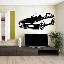 Vinyl Sports Car Sticker Wall Art Decal Wall Furniture Vehicle 4070217