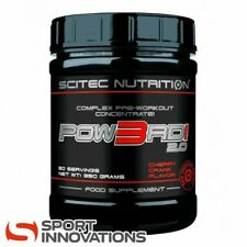 (61,43€/1kg) Scitec Nutrition POW3RD! 2.0 Birne Power Pear Coffein Booster 350g