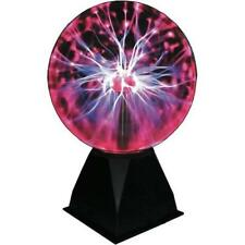 Eight Inch Interactive Red or Blue Plasma Ball - GorillaSpoke, Free P&P IRE&UK!