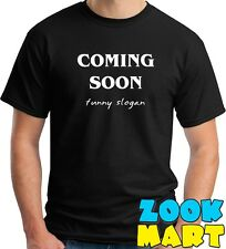 T shirt [Coming Soon] Men's Funny Slogan Tshirt - 100% Cotton Tees [LMAO]