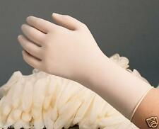HIGH QUALITY LATEX EXAMINATION GLOVES IN 25/50/100 PCS PACK AS PER YOUR CHOICE