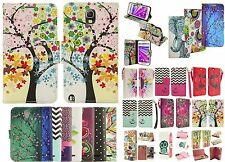 NEW !! Credit Card Wallet Case PU Leather Flip Stand Pouch Cover for Nokia Lumia