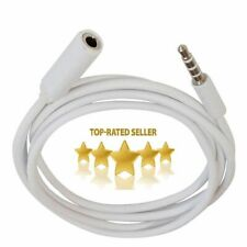 3.5mm Jack Extension Cable Lead Stereo Plug to Socket AUX Headphone 1m 2m 3m 10m