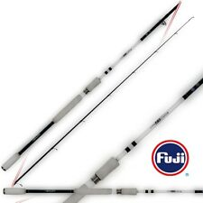 Canna da pesca spinning isei nomura in carbonio limited edition fuji-k FS