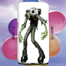 Funny Scary Evil Frankenstein Design for Samsung Galaxy Cover Case