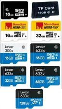 Memory Cards Micro TF/SD/SDHC/SDXC 16/32/64/128GB for ALL TYPE OF GADGETS