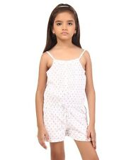 Oxolloxo Girls Off-White Playsuit(W15238GOV004)