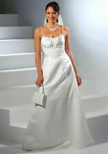 Laura Scott Wedding Brautkleid creme Gr 32 34 36 38 40 UVP 371,99€