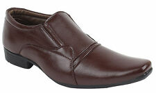 Guava Formal Shoe - Brown | Mens Brown  Formal Shoes