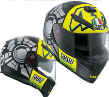 Casco agv k3 sv Valentino Rossi Winter Test replica